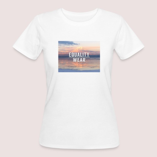 Mountain Equality Edition - Women's Organic T-Shirt