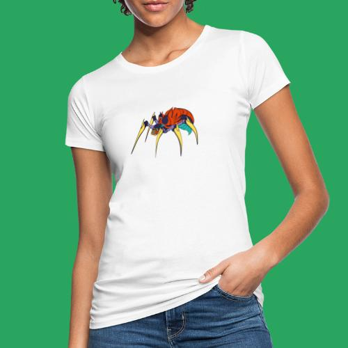 spider man frankenstein monster computer icons car - T-shirt ecologica da donna