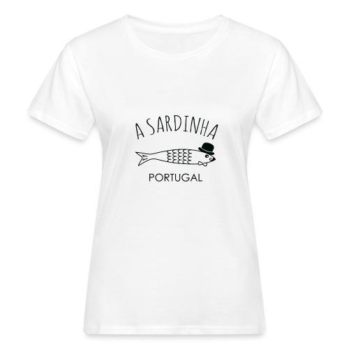 A Sardinha - Portugal - T-shirt bio Femme