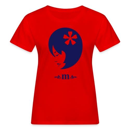 face neu - Frauen Bio-T-Shirt