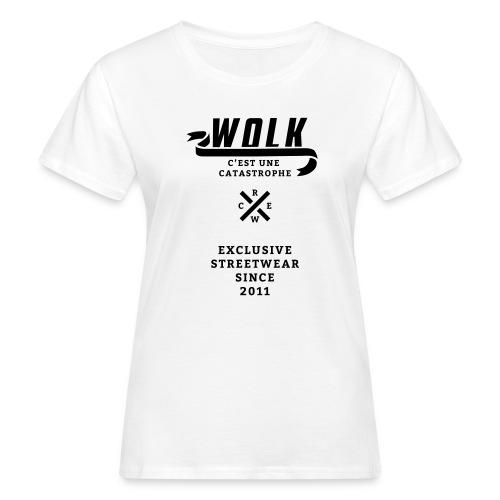 varsityx04 - Vrouwen Bio-T-shirt