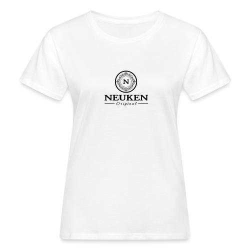 neuken black - Vrouwen Bio-T-shirt