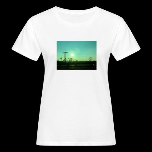 pollution - Vrouwen Bio-T-shirt