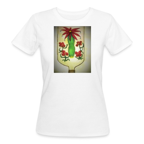 Alcoholism - Naisten luonnonmukainen t-paita