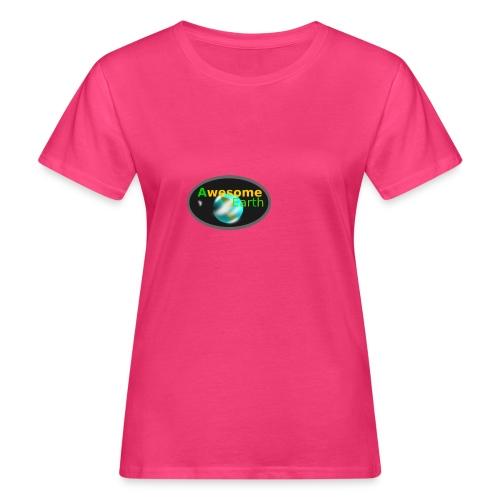 awesome earth - Women's Organic T-Shirt