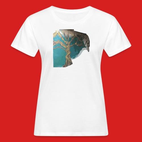 Figurenbaum - Frauen Bio-T-Shirt