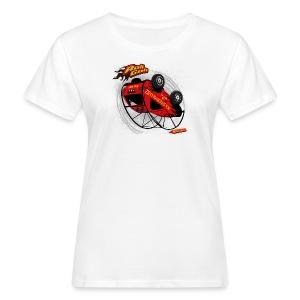 RollGolf - Vrouwen Bio-T-shirt