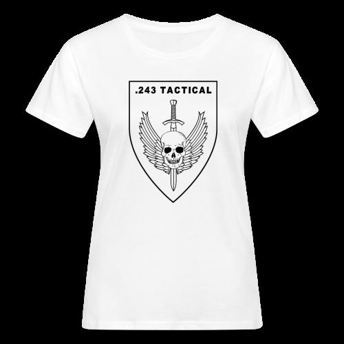 Club Logo - Vrouwen Bio-T-shirt
