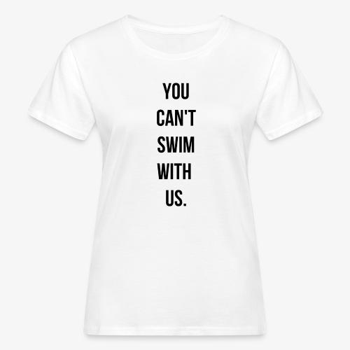 swim - T-shirt bio Femme