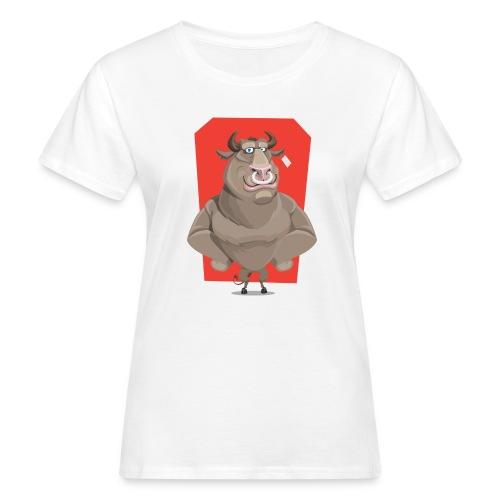 Starke Bulle - Frauen Bio-T-Shirt