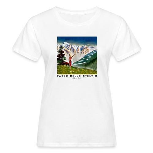 VINTAGE LADY - T-shirt ecologica da donna