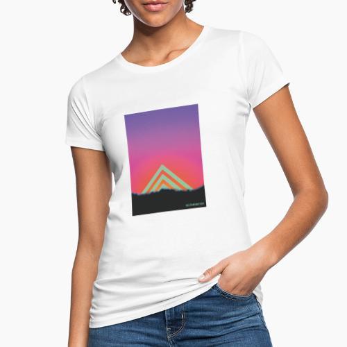 Deltamination Sunset - Frauen Bio-T-Shirt