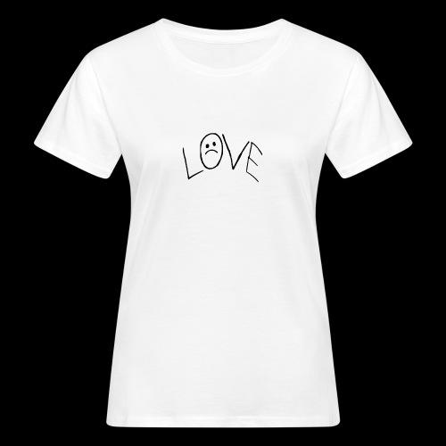 LOVE - Camiseta ecológica mujer