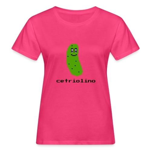 8-bit Pickle (Light T-Shirt) - T-shirt ecologica da donna