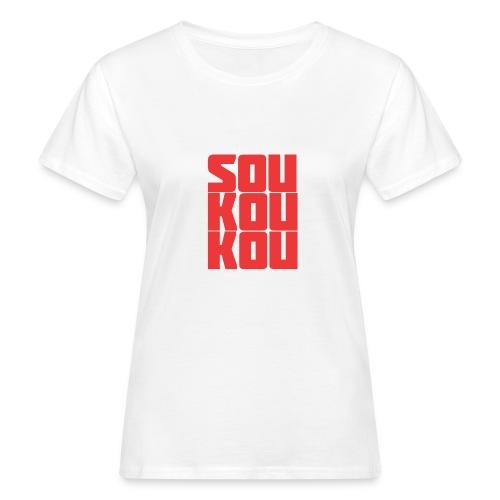 soukoukou Logo - T-shirt bio Femme