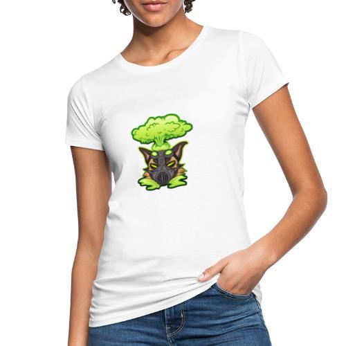 Atom Mutts - Naisten luonnonmukainen t-paita
