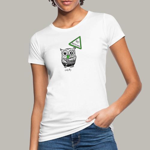 No pesticides - T-shirt bio Femme