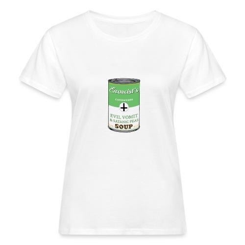 Exorcist's soup - T-shirt bio Femme