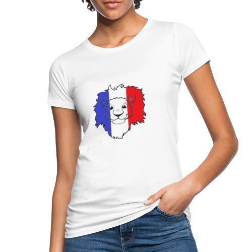 Lion France - T-shirt bio Femme