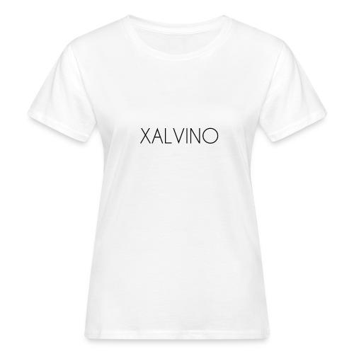 Xalvino (Black) - Vrouwen Bio-T-shirt