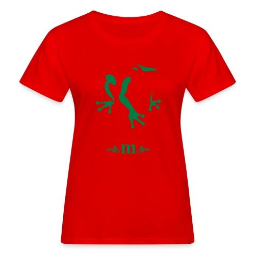 frosch neu - Frauen Bio-T-Shirt