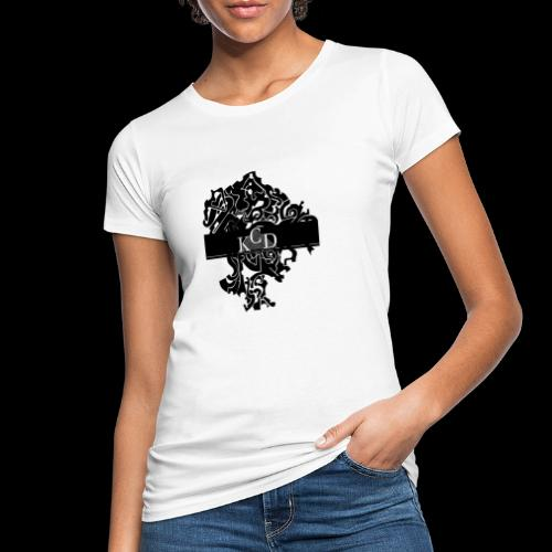 KCD Small Print - Women's Organic T-Shirt