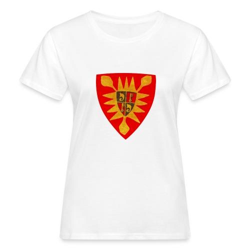 Exten Wappen Tasse - Frauen Bio-T-Shirt