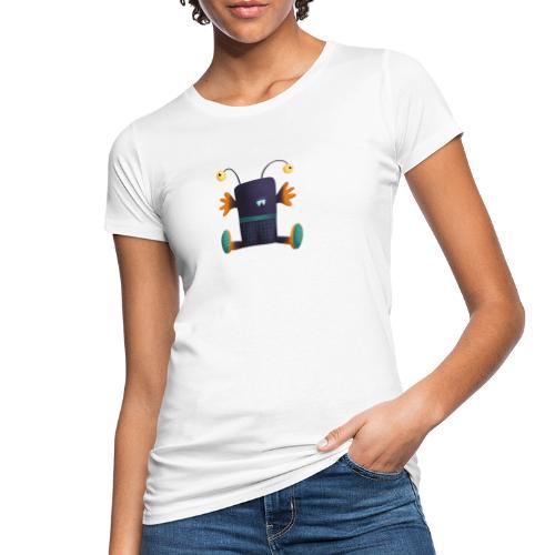 Umarme mich Monster mit Stielaugen - Frauen Bio-T-Shirt