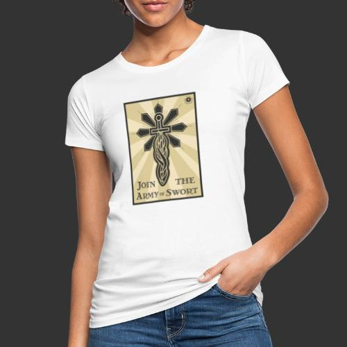 Join the army jpg - Women's Organic T-Shirt