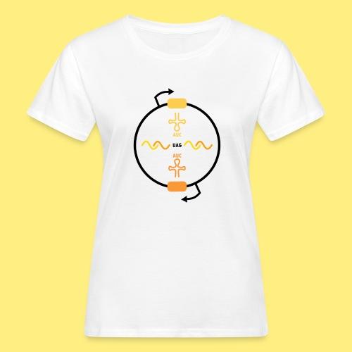 Biocontainment tRNA - shirt women - Vrouwen Bio-T-shirt