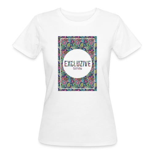 Colour_Design Excluzive - Women's Organic T-Shirt