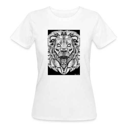 Lion - Frauen Bio-T-Shirt