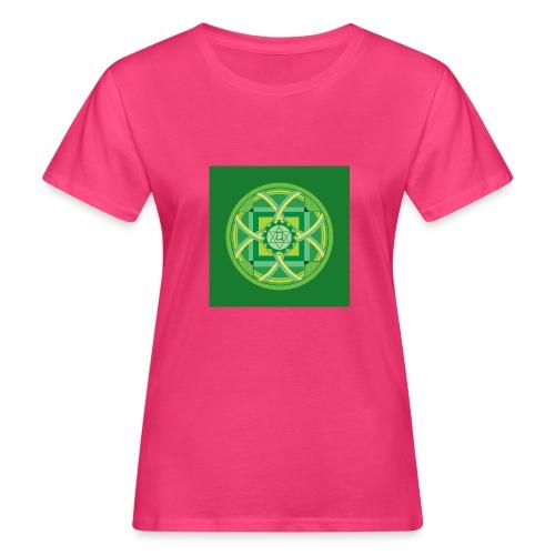 Anahata - Heart Chakra - Naisten luonnonmukainen t-paita