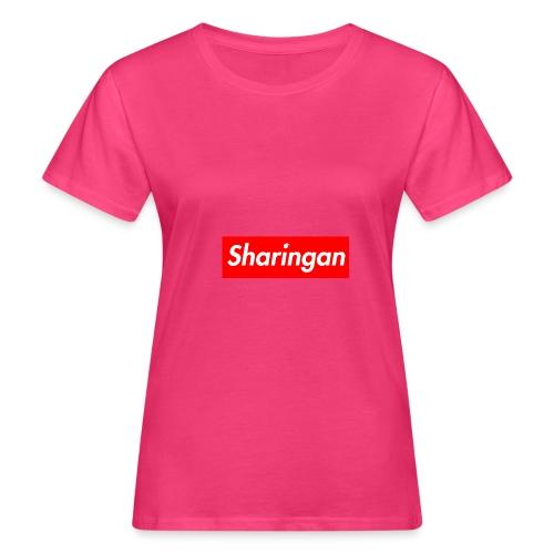 Sharingan tomoe - T-shirt bio Femme