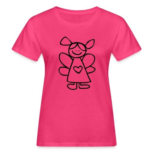 belinda's engeltje - Vrouwen Bio-T-shirt