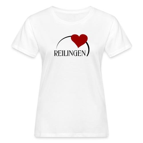 Reilinger Herz - Frauen Bio-T-Shirt