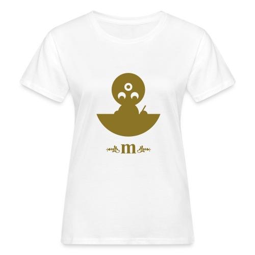 m drawing neu - Frauen Bio-T-Shirt