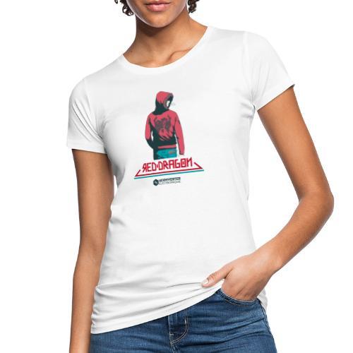 Red Dragon - Women's Organic T-Shirt