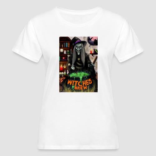 The Witch - Women's Organic T-Shirt