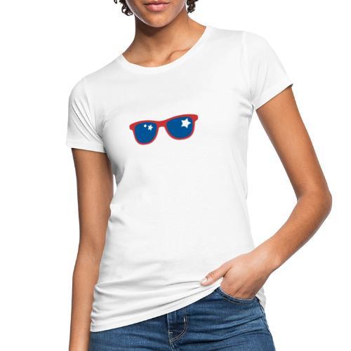 POP ART - Stars and glass - T-shirt bio Femme