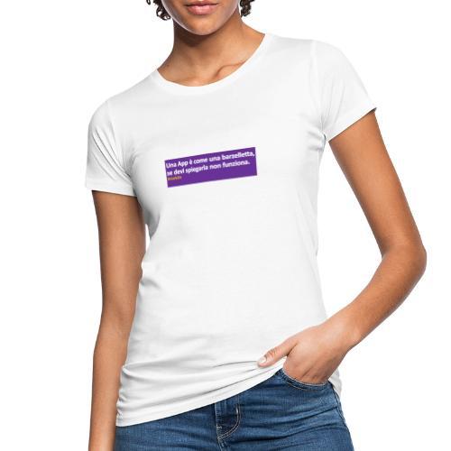 barzelletta - T-shirt ecologica da donna