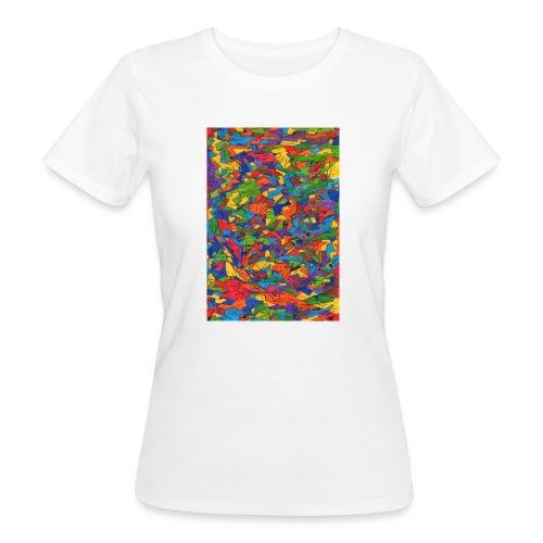 Color_Style - Camiseta ecológica mujer