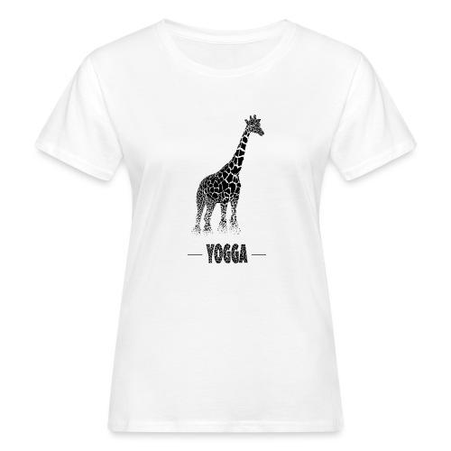 Girafe (F) - T-shirt bio Femme