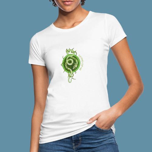Jormungand logo png - T-shirt ecologica da donna