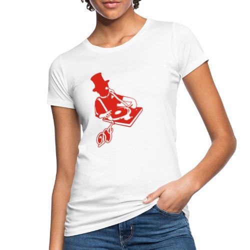 DJ Anno 1887 © forbiddenshirts.de - Frauen Bio-T-Shirt