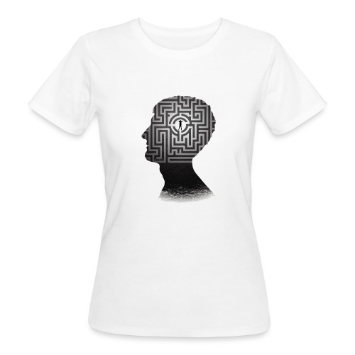 Mind Maze - Women's Organic T-Shirt
