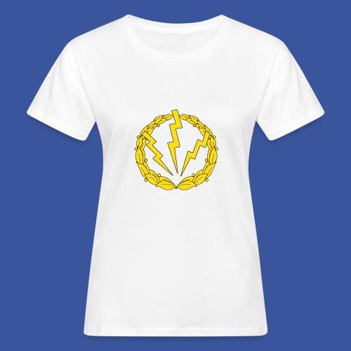 RLC Stor logotype - Ekologisk T-shirt dam