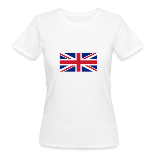 United Kingdom - Women's Organic T-Shirt