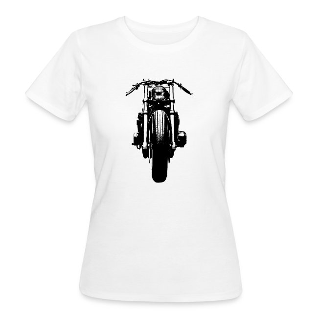 Motorcycle Front