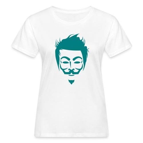 Anonymous Hipster - T-shirt bio Femme